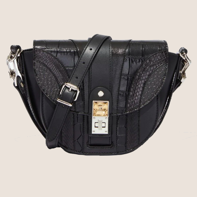 PS11 Small Saddle Bag
