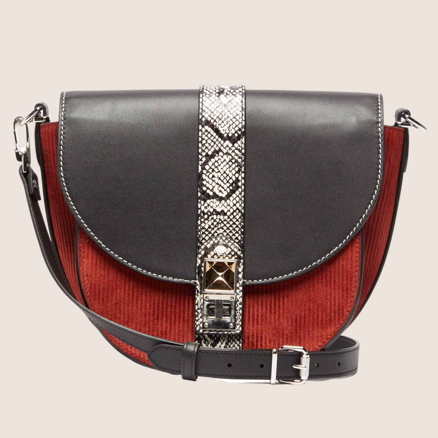 PS11 Medium  Saddle Bag