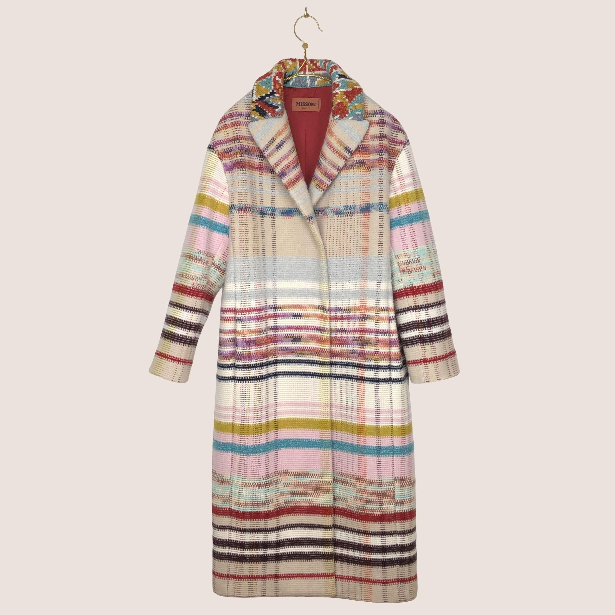 Missoni Long Coat