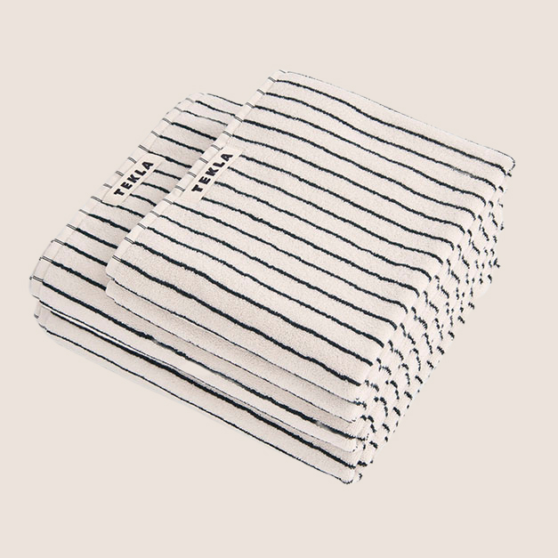 Bath Sheet Thin Stripe