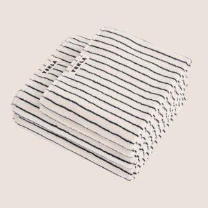 Guest Towel – Thin Stripe