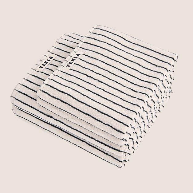 Bath Towel Thin Stripe