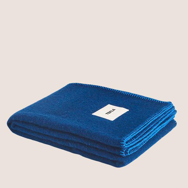 Pure Wool Plaid