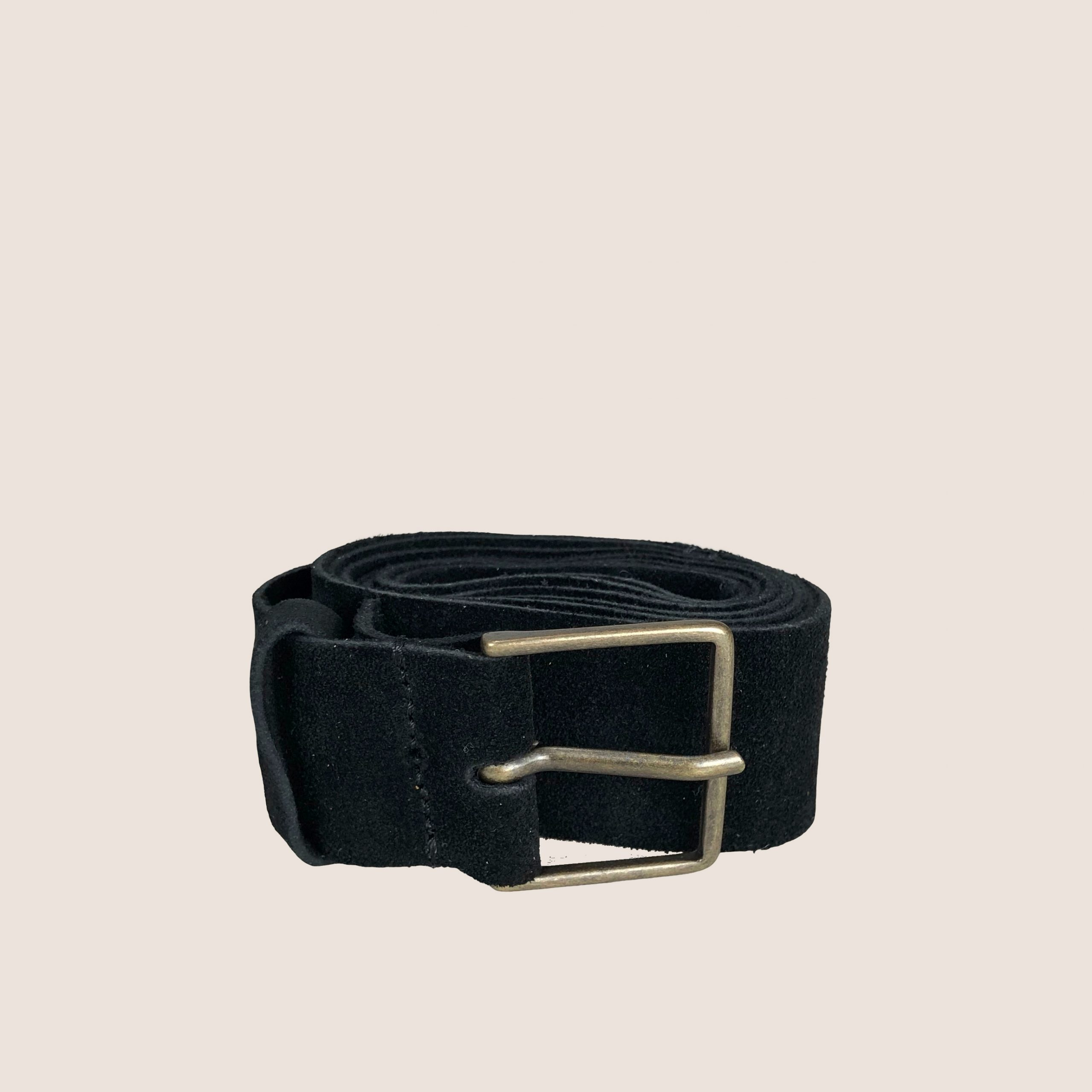 Lace Leather Belt