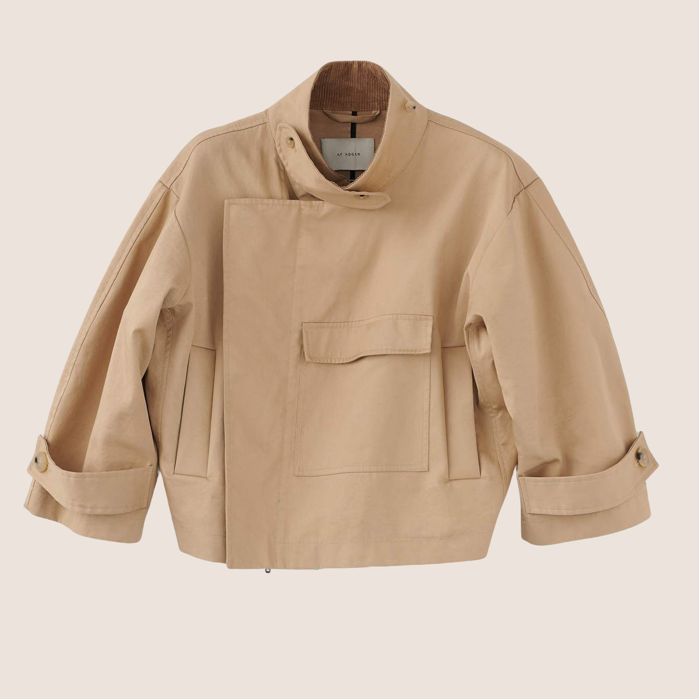 Water Resistant Twill Jacket