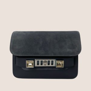 PS11 Mini – Smooth Leather & Suede.