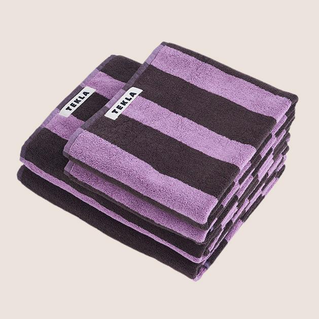 Hand Towel - Wide Stripe