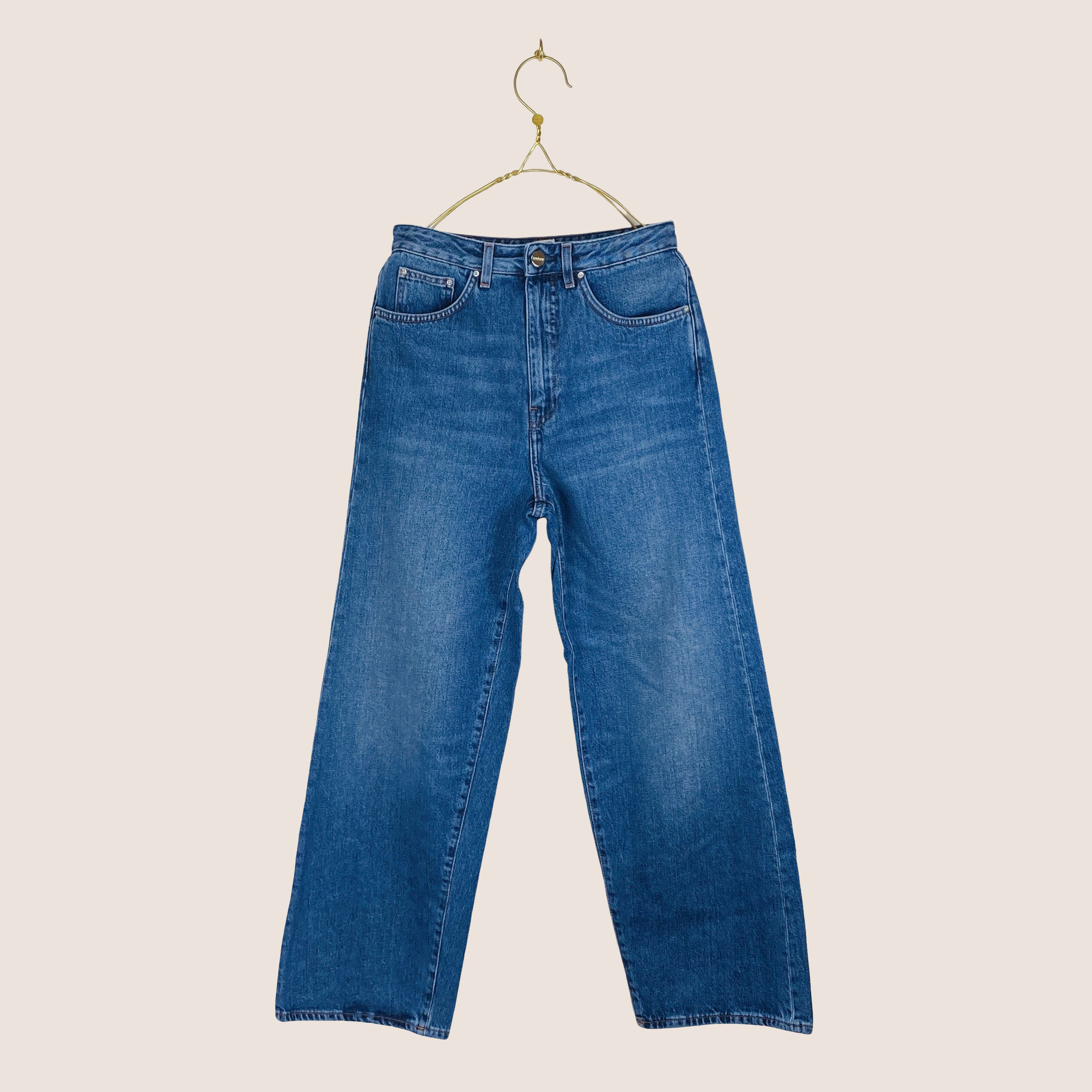Flair Denim - Washed Blue