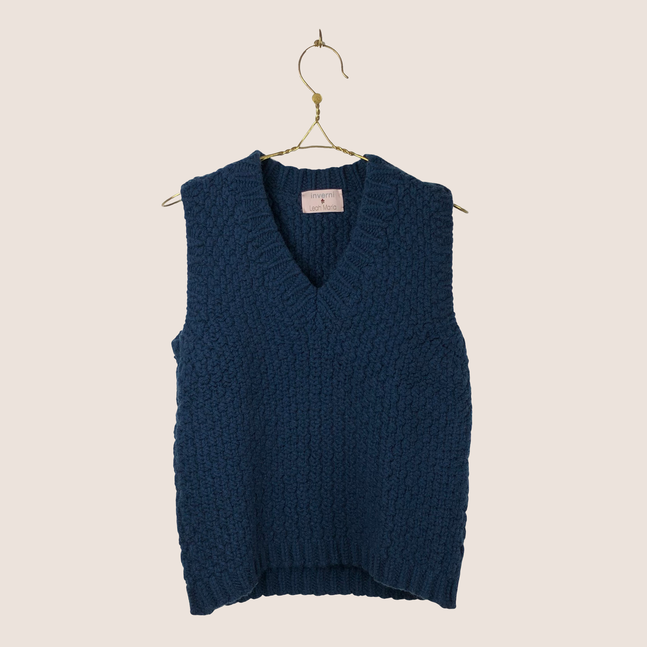 Inverni x LM Knitted Vest