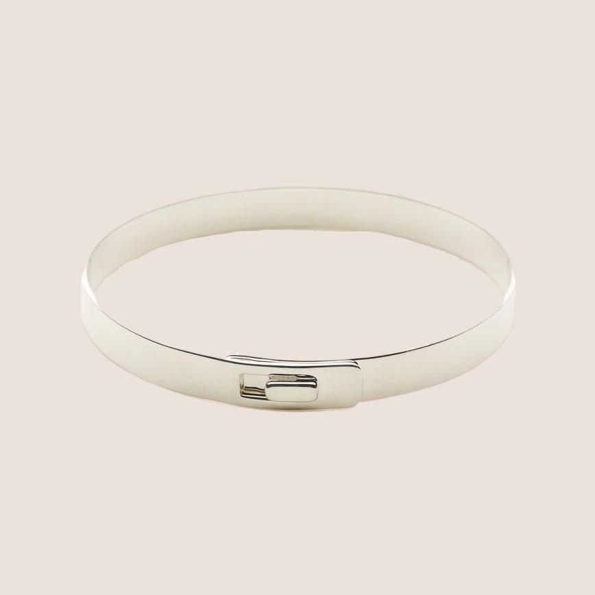 Click Bracelet Rectangular Lock
