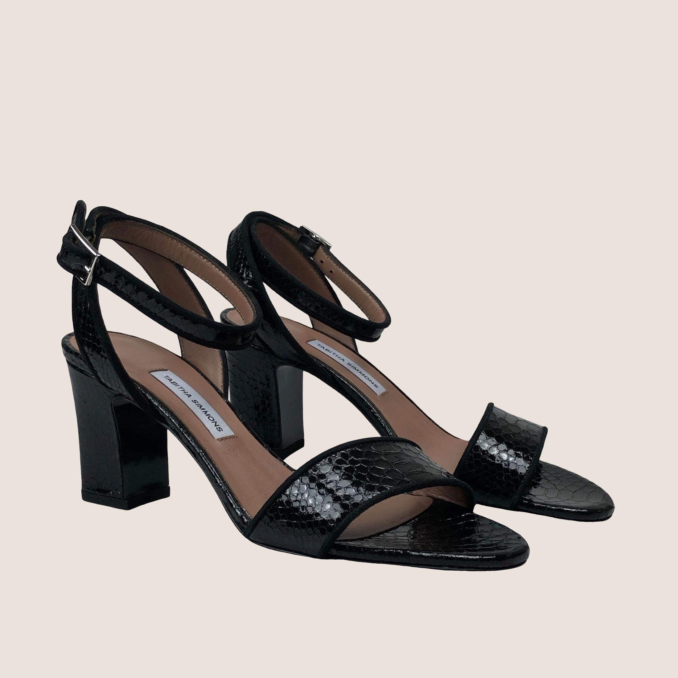 Leticia High Heel Sandal