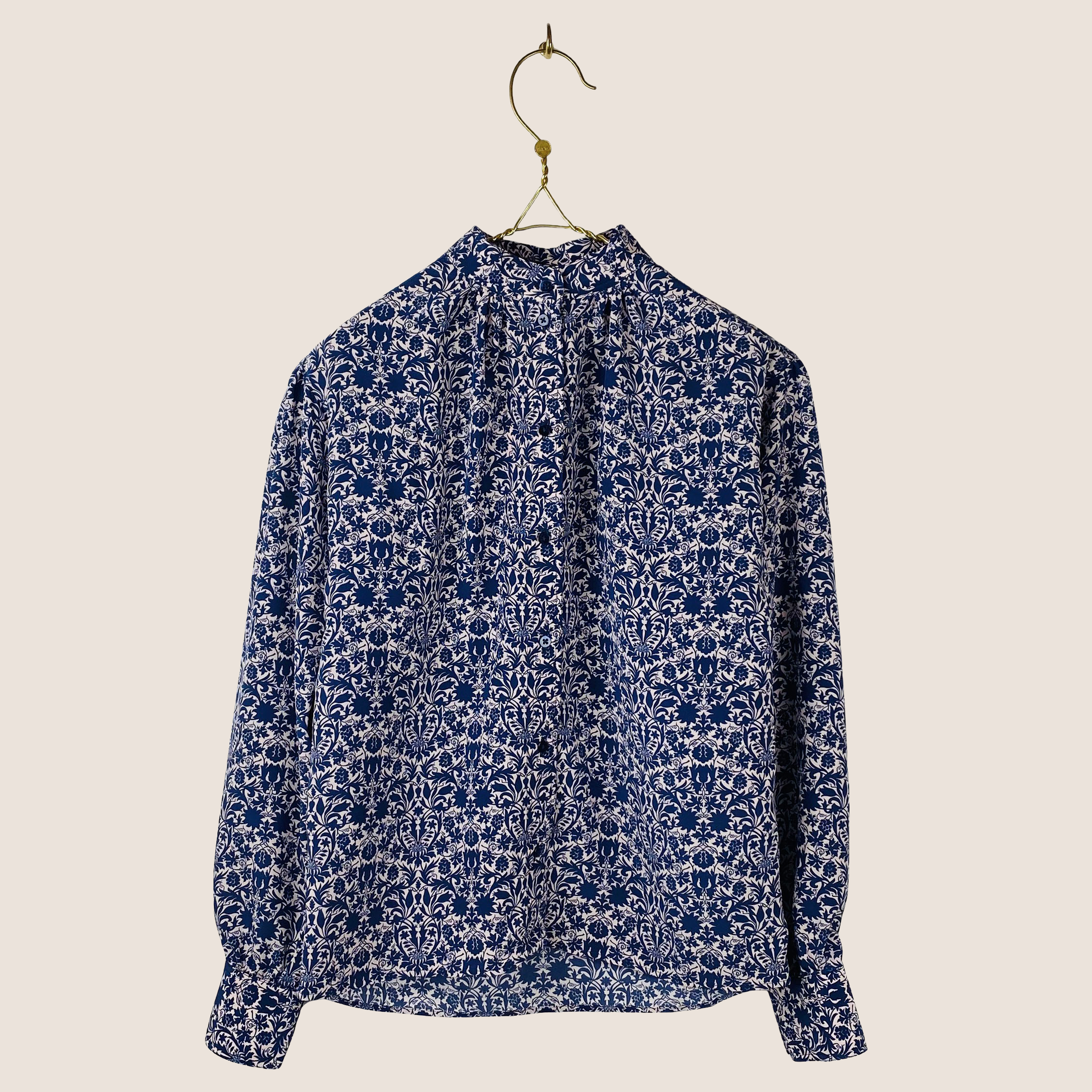 BS x LM Silvia Blouse