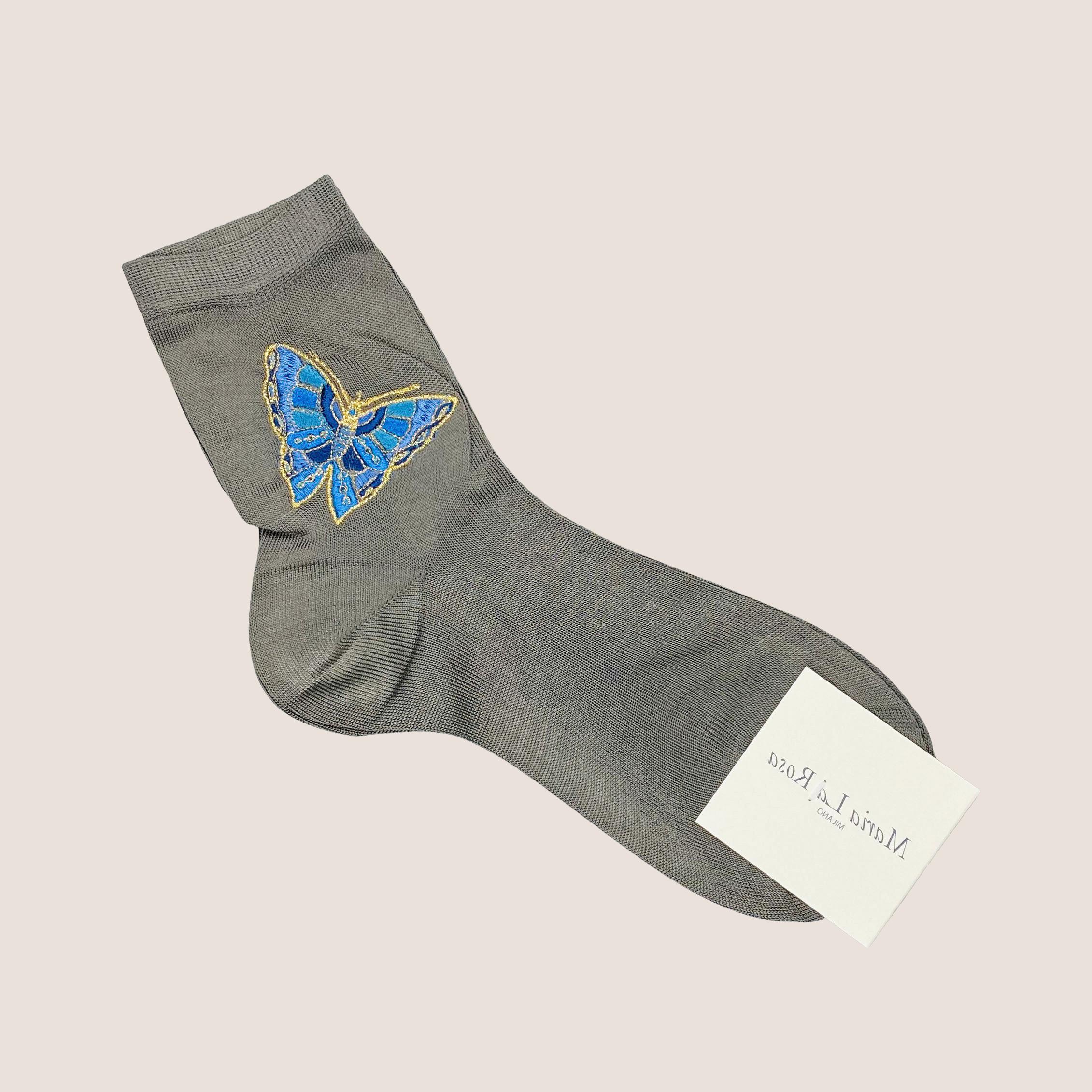 Butterfly Ladies Socks
