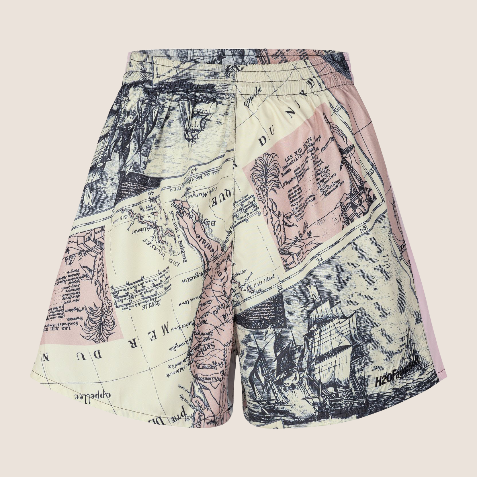 Direction Track Shorts