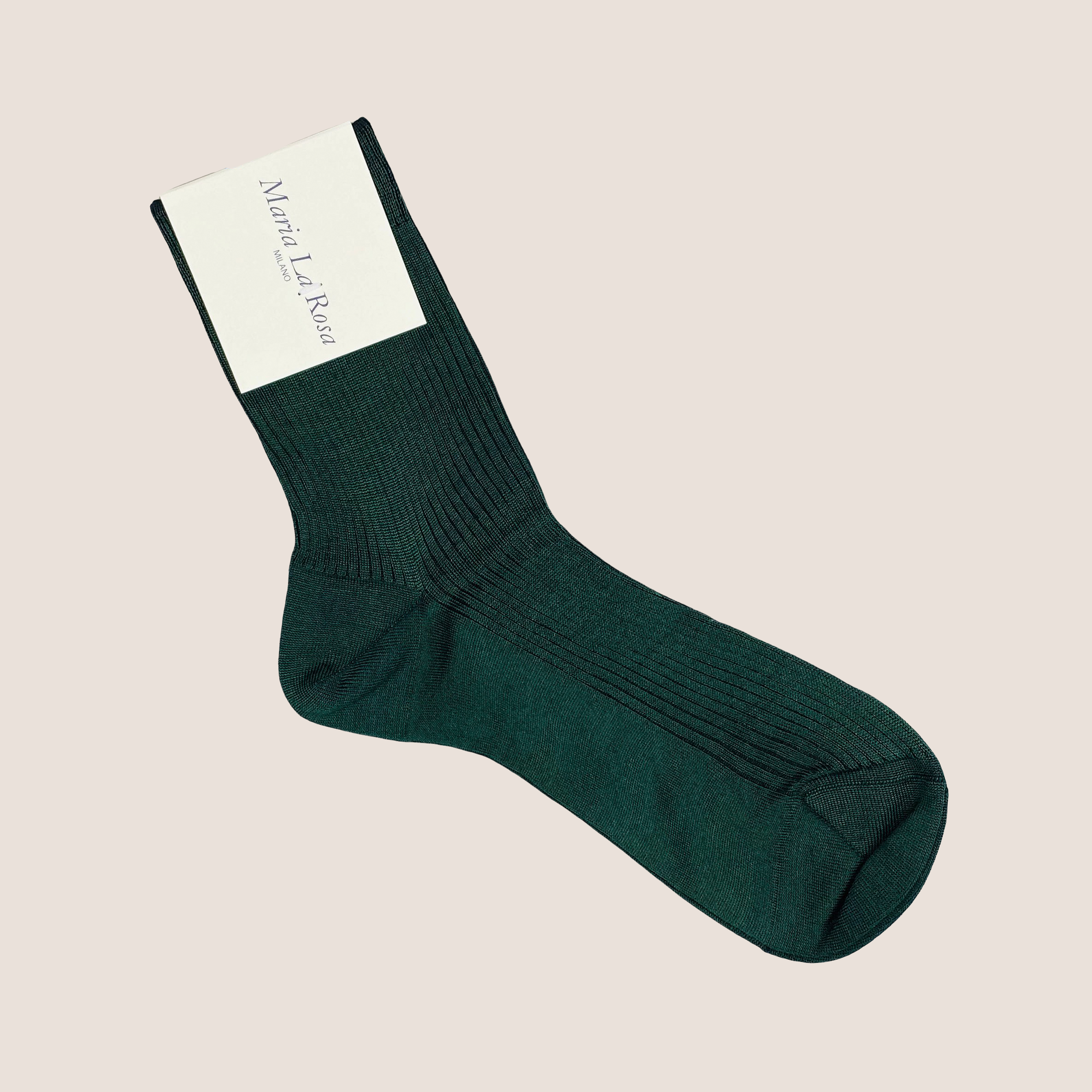 One Rib Ladies socks
