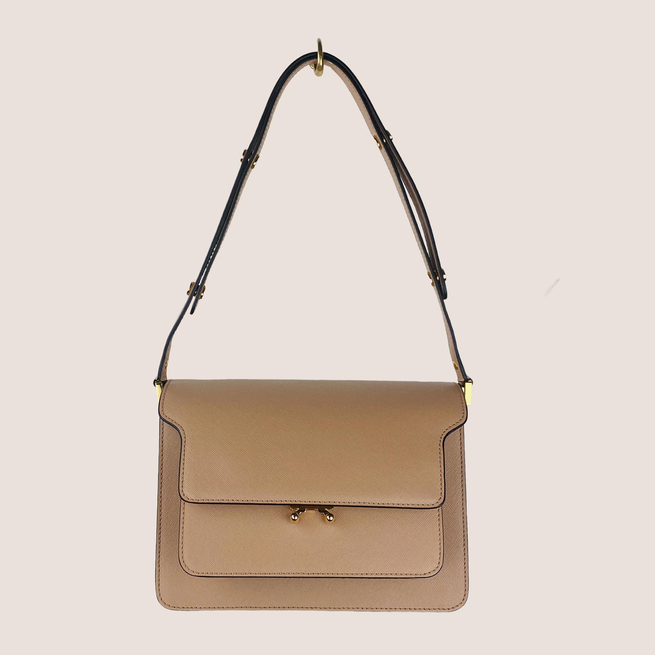 Trunk Bag Small - Saffiano