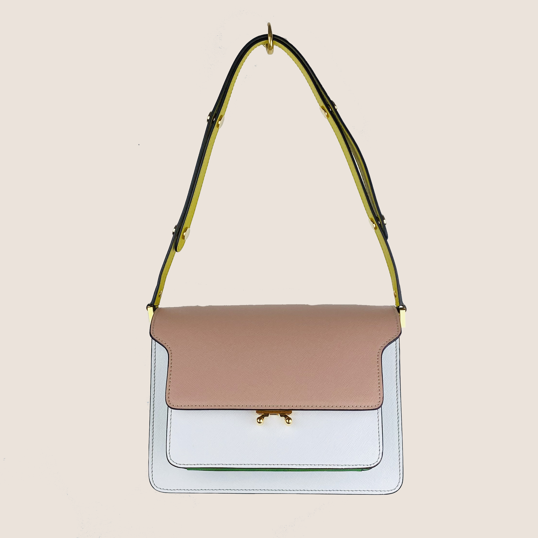 Trunk Bag Small - Saffiano Multi