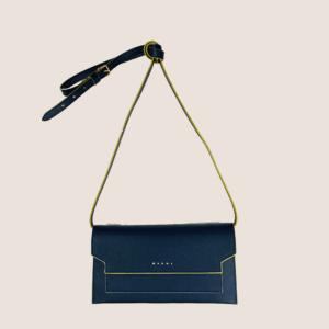 Bellows Saffiano Wallet