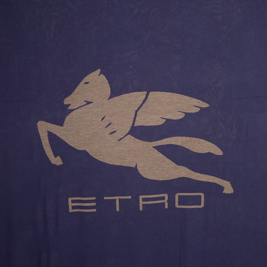 ETRO Stitch Throw 140x180