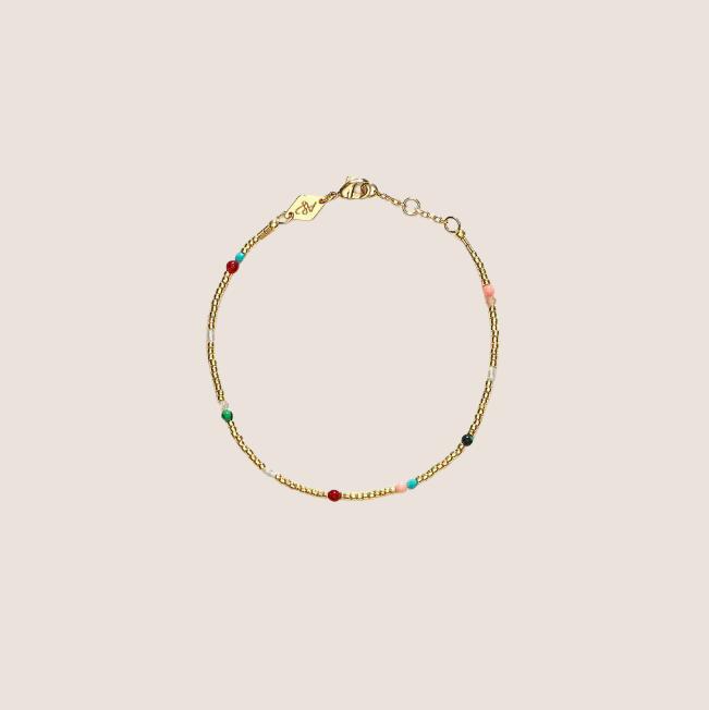 Audrey Gold Bracelet