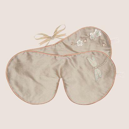 Lavender Eye Mask - Bronze Blossom