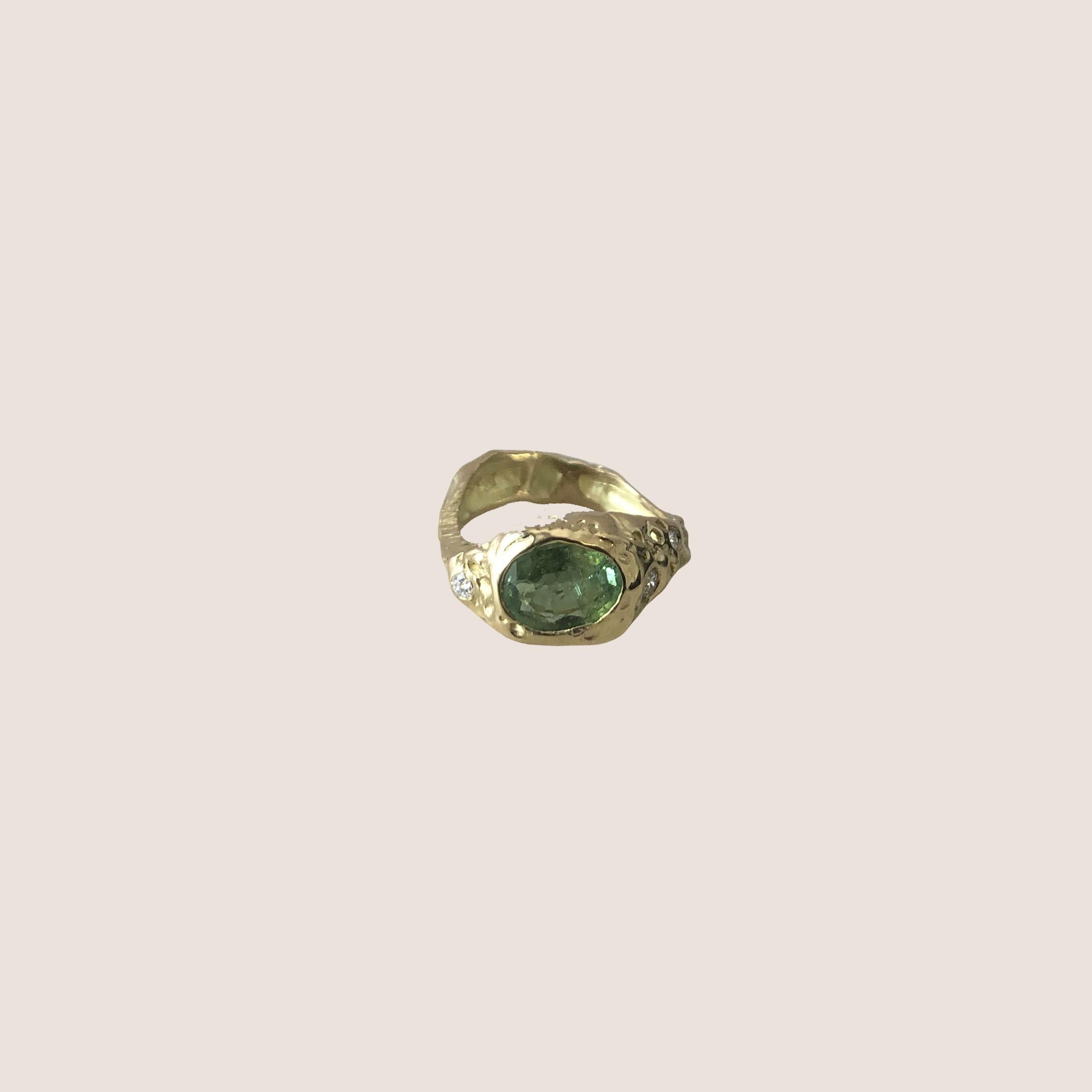 Lagoa Green Ring
