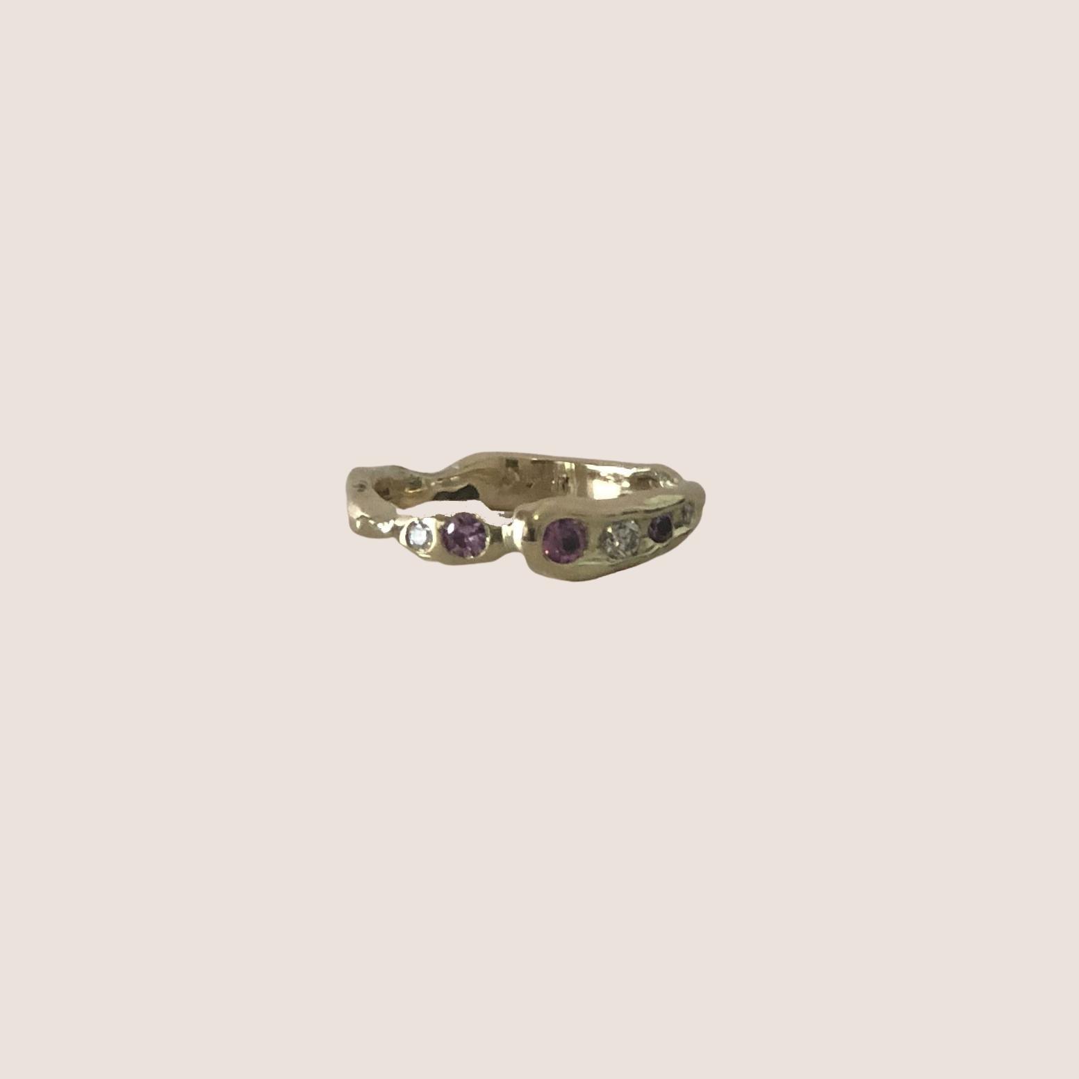 Petit Pink Ring
