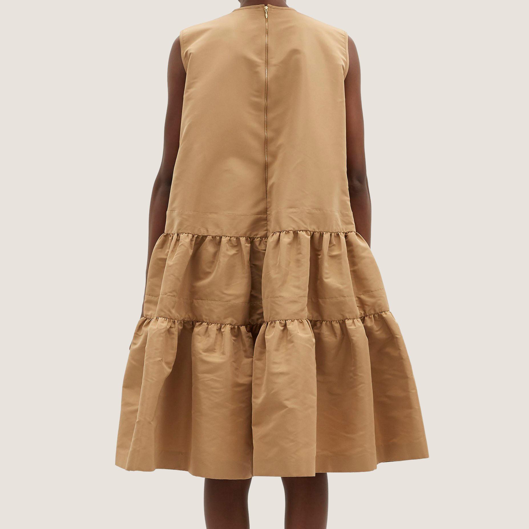 Rochas Rouleau Dress
