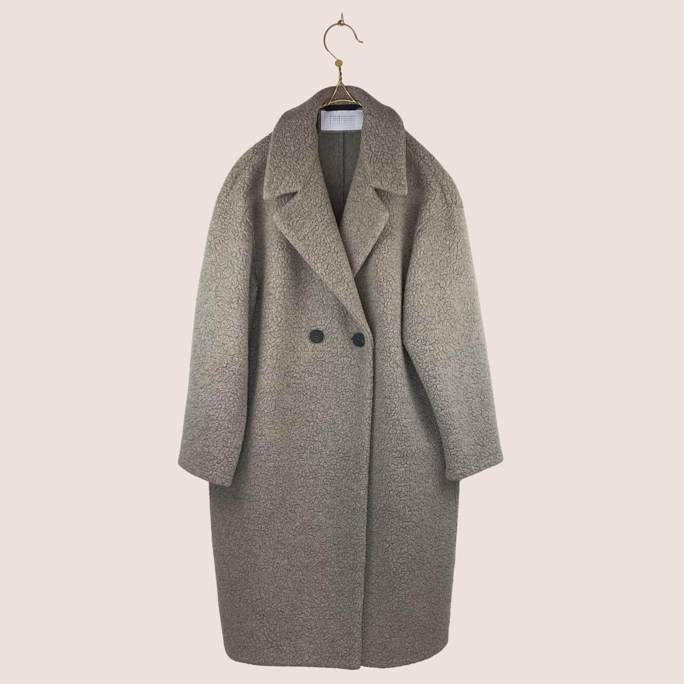 Dropped Coat