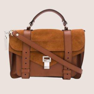 PS1 Medium – Split Leather & Suede