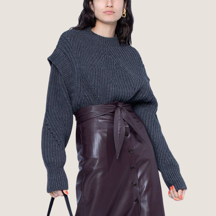 Chunky Ribbed Jumper