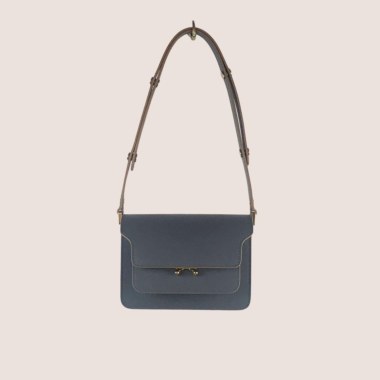 Trunk Bag Saffiano - Mini