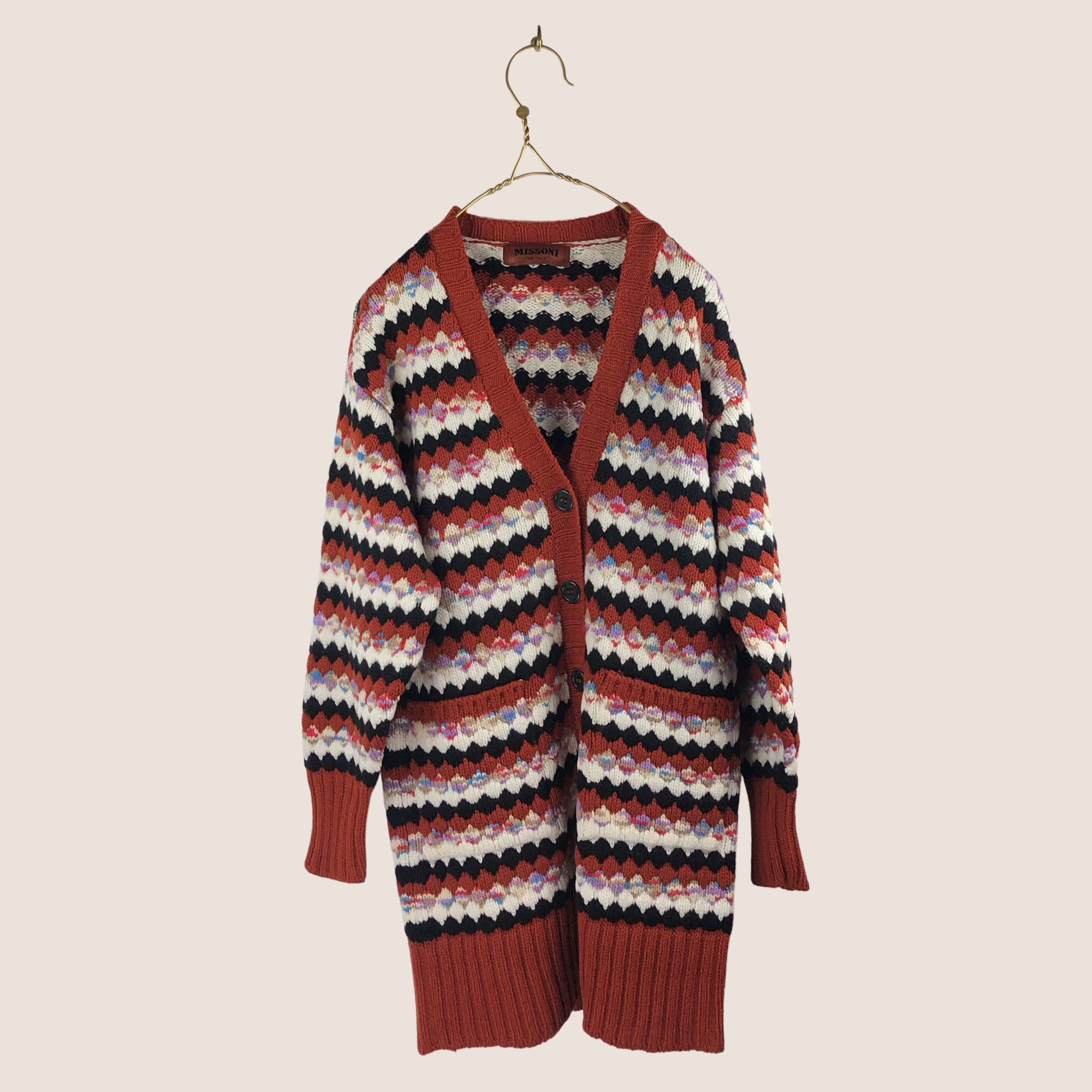 MISSONI - Long Cardigan