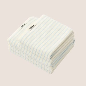Bath Towel Thin Stripe