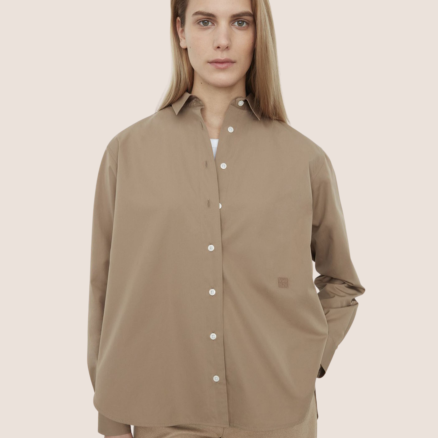Capri Poplin Shirt