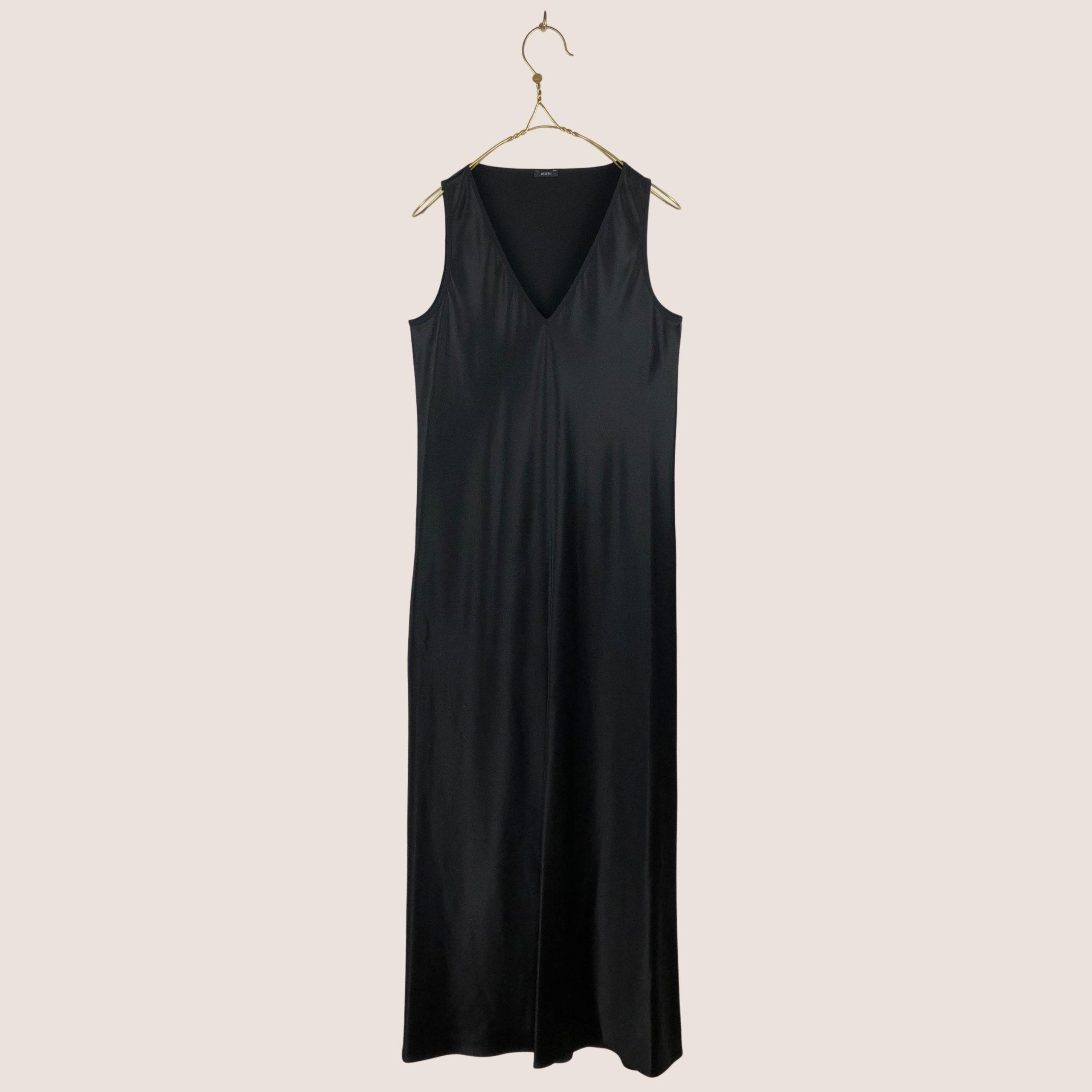 Daris Silk Satin Dress