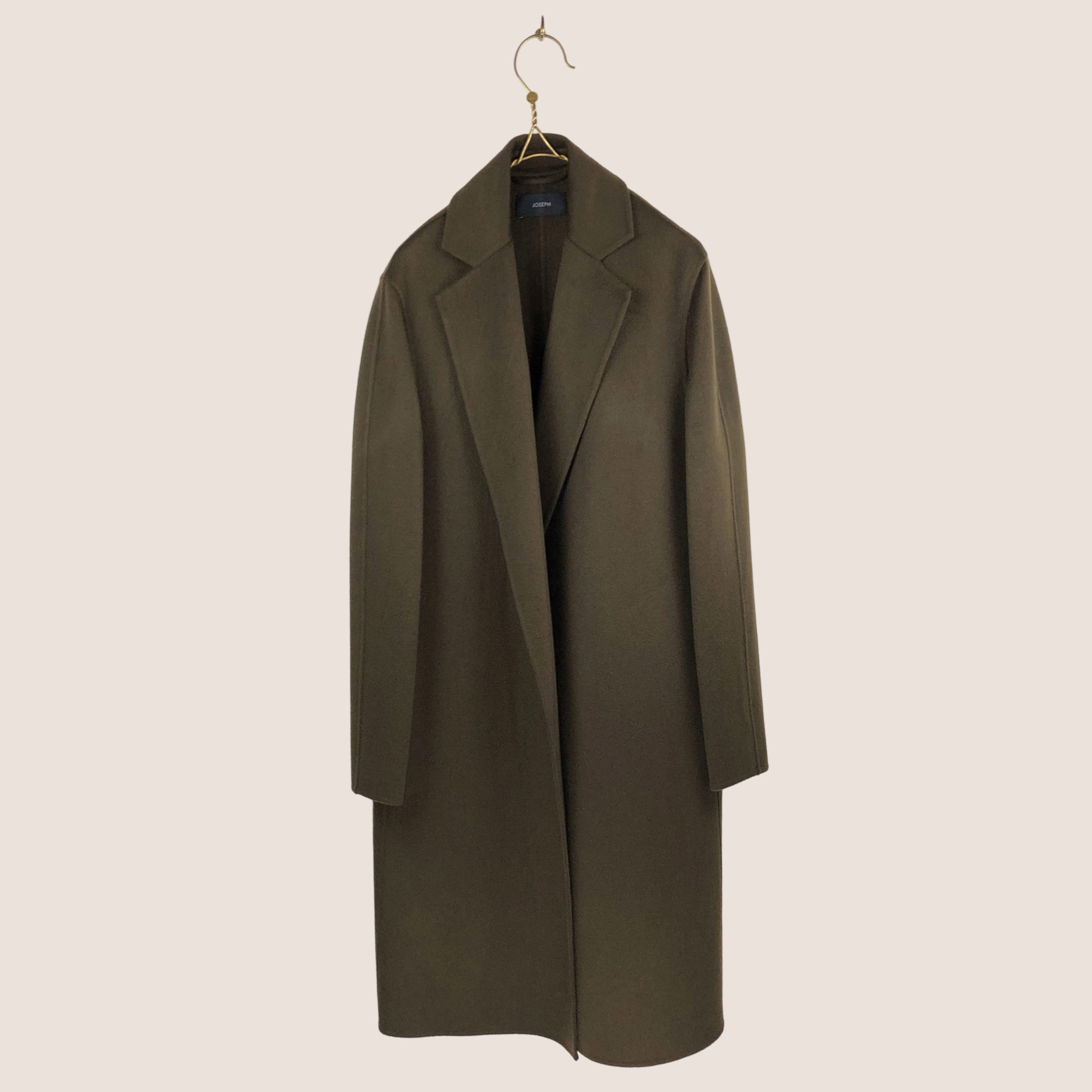 Cenda Long Cashmere Coat