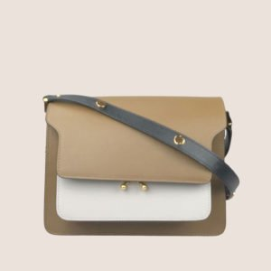 Trunk Bag Medium – Saffiano Multi
