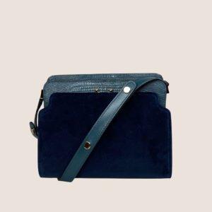 Trunk Bag Reverse Velvet – Medium