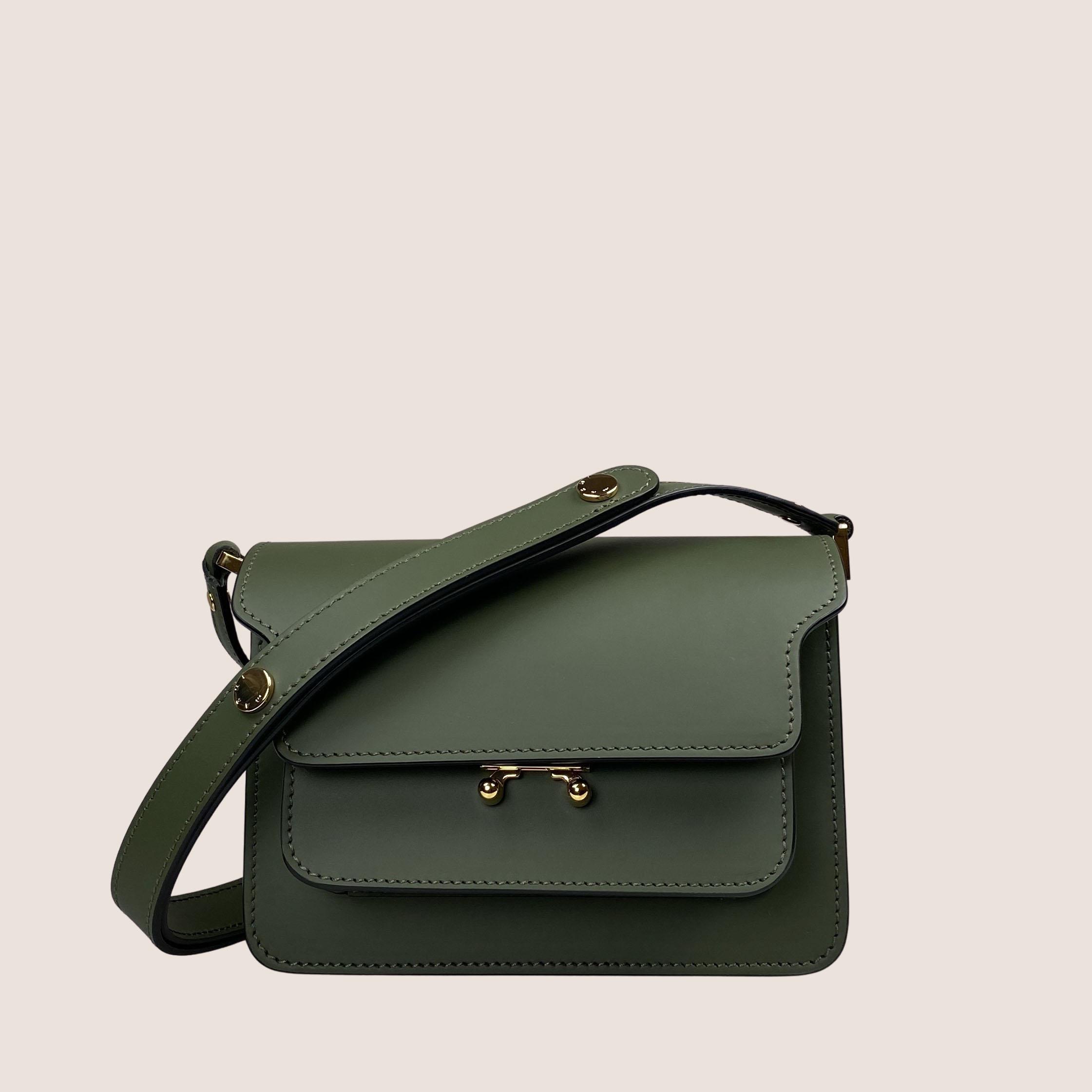 Trunk Bag Smooth - Mini