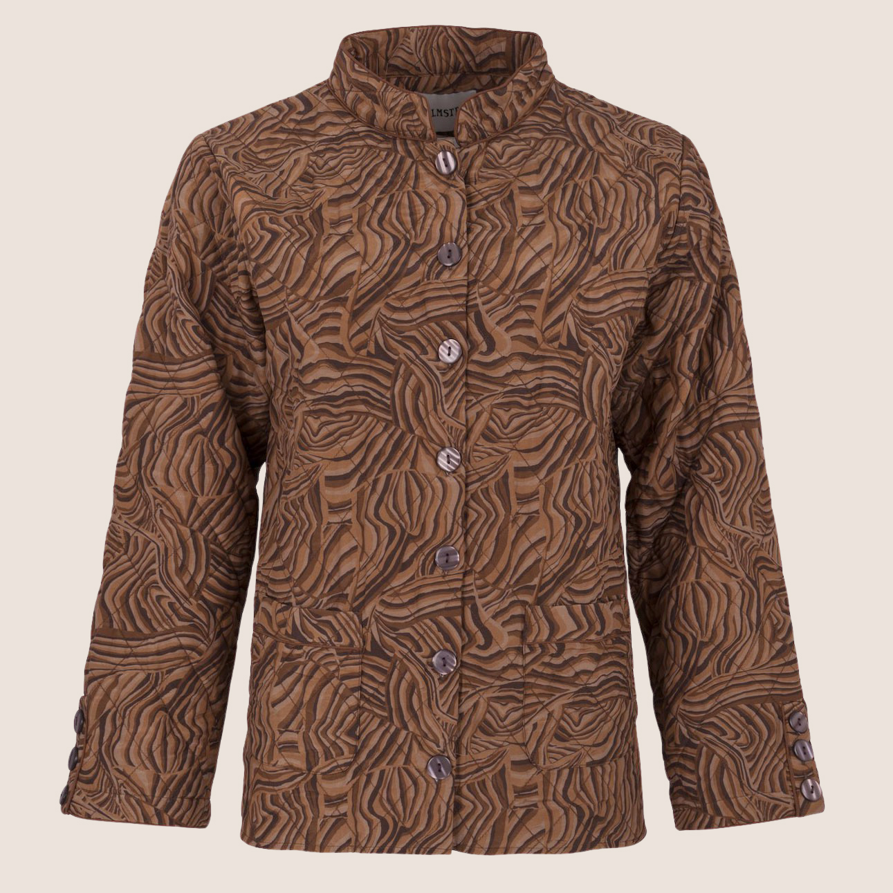 Helmstedt - Quilted Shirt
