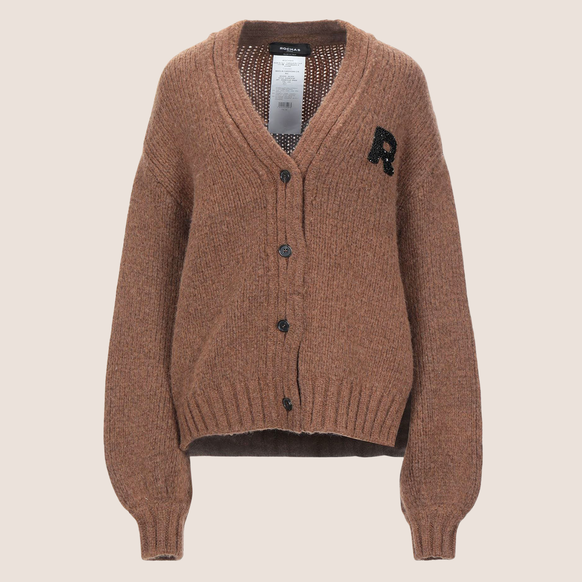 Rochas - Knitted Cardigan