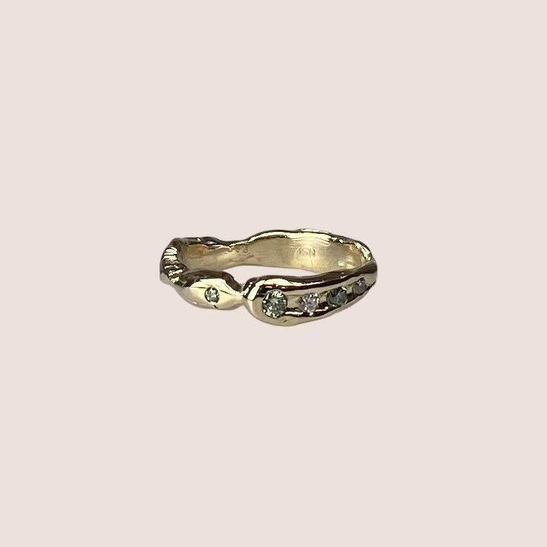 Petit Vert Ring