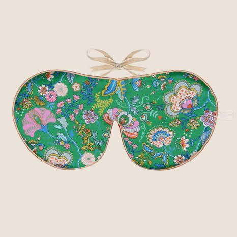 Mulberry Silk Eye Mask Mabel Hall