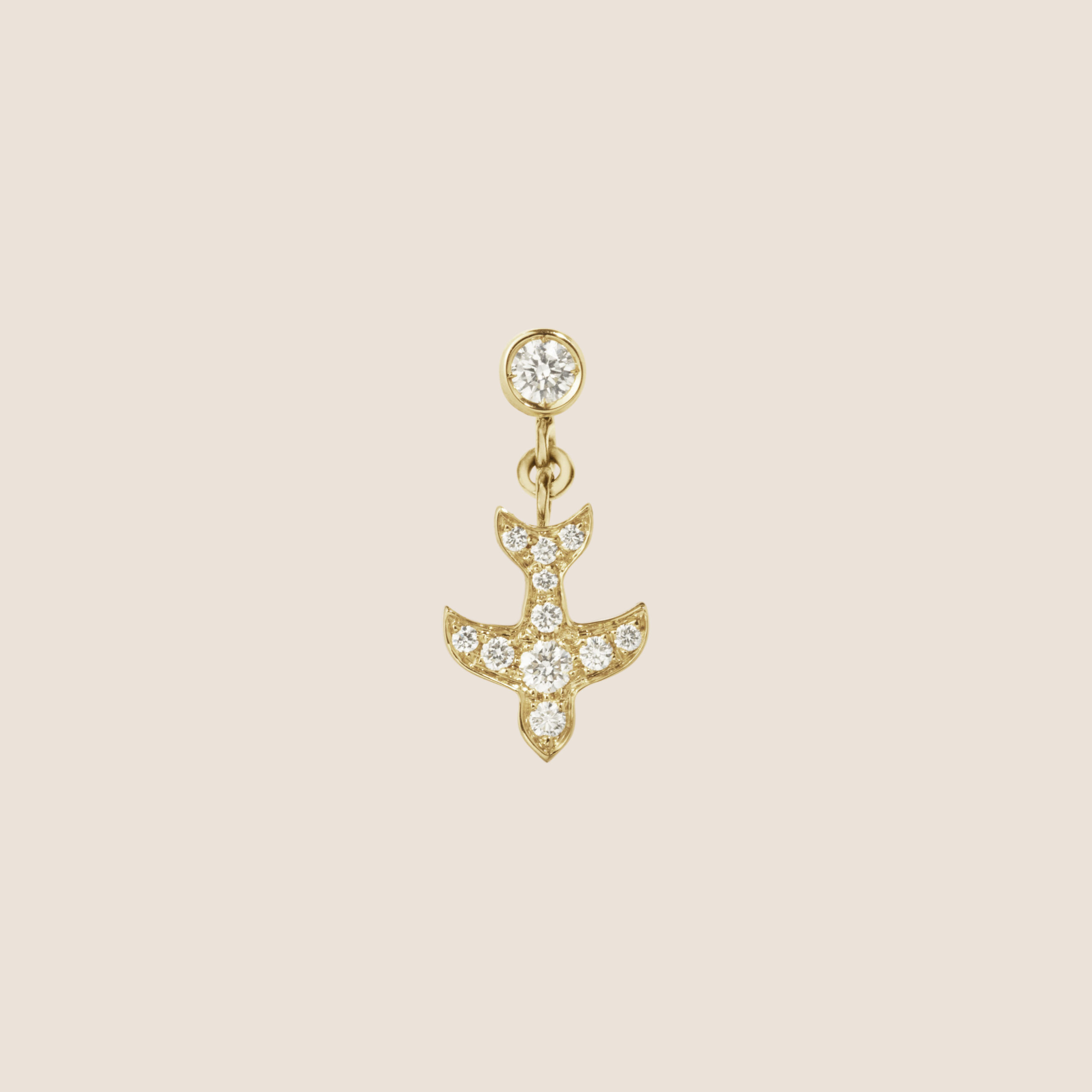 Paloma Diamant Earring