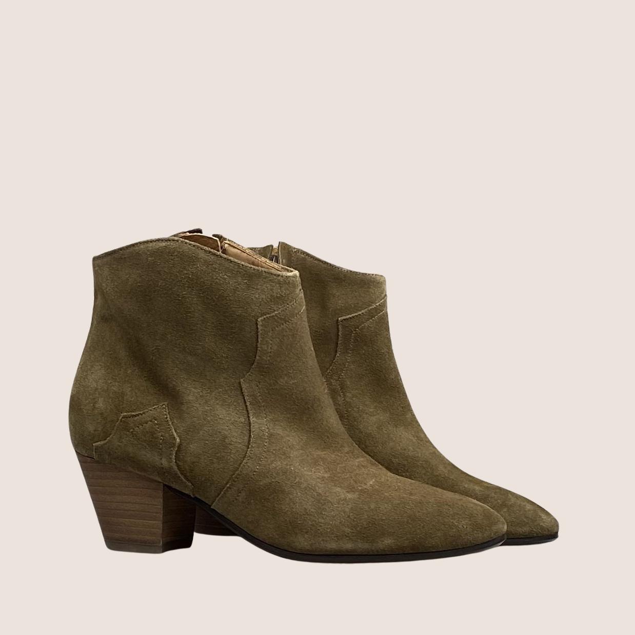 Dicker Boots - Suede