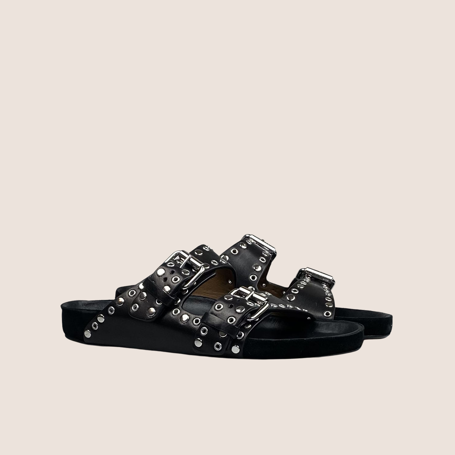 Lennyo Sandals - Leather