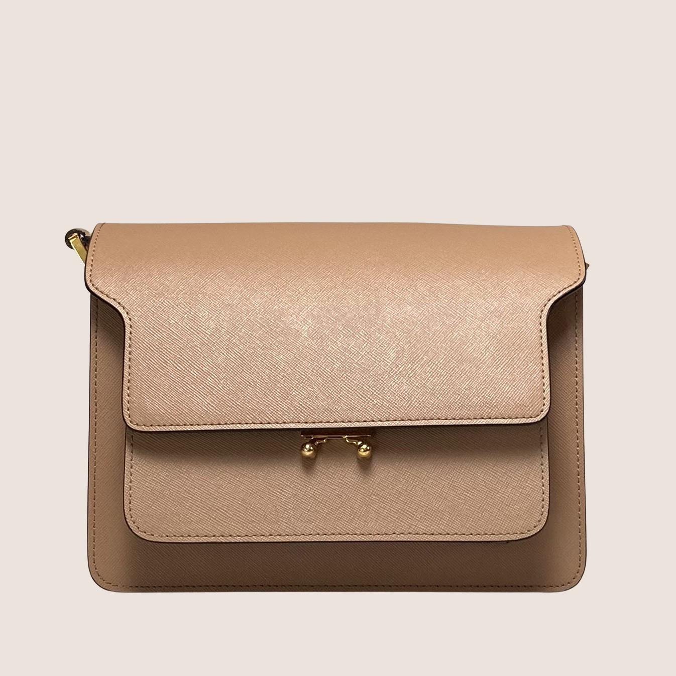 Trunk Bag Medium - Saffiano