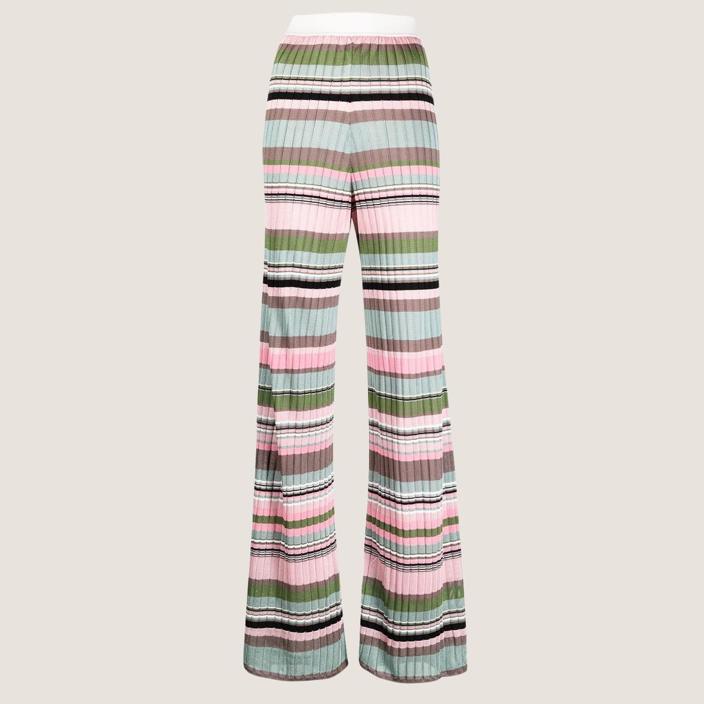 Multi Striped Pants
