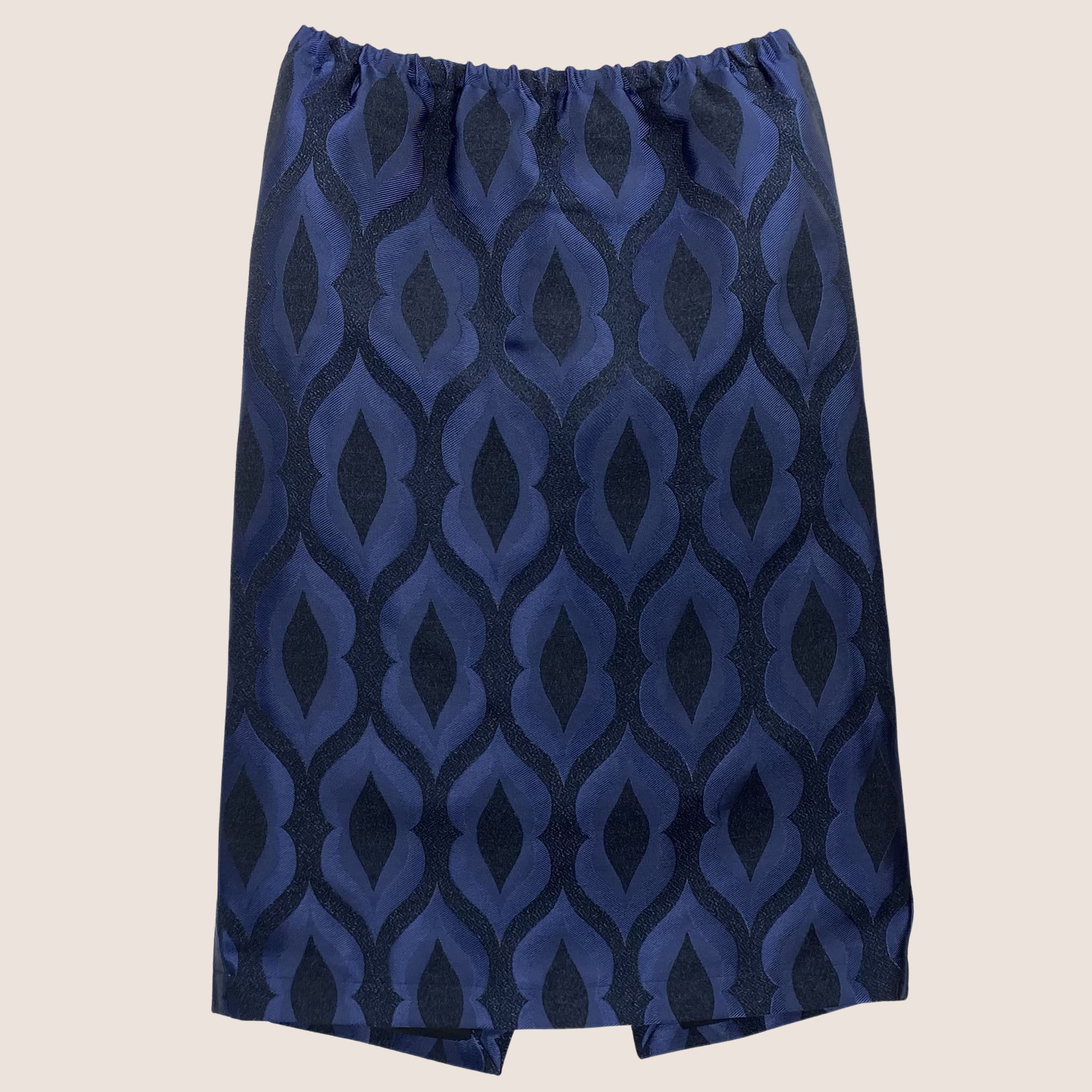 Marni - Brocade Pencil Skirt